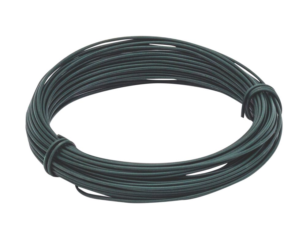 Apollo Garden 2mm PVC-Coated Wire 15m