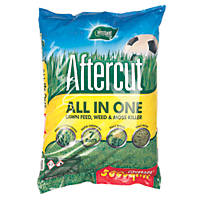 Westland Aftercut Lawn Fertiliser with Moss & Weed Killer 500m² 17.5kg