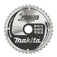 Makita TCT Circular Saw Blade 190 x 30mm 40T
