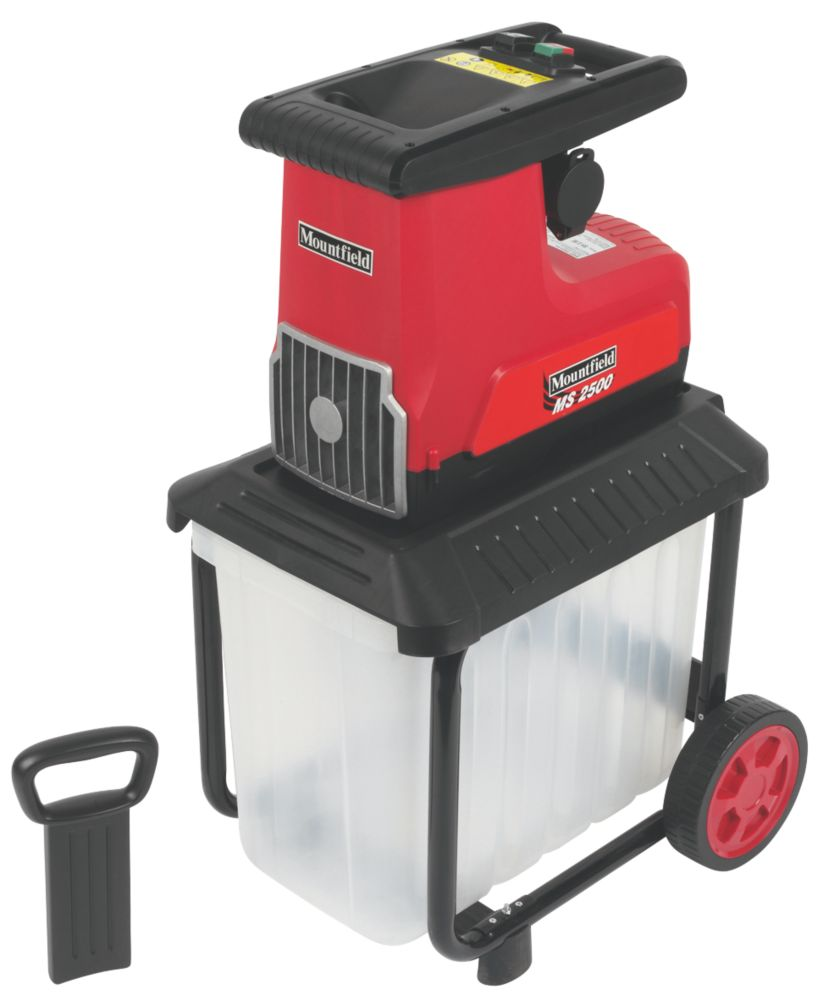Mountfield MS2500 2500W Electric Garden Shredder