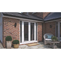 ATT  uPVC French Doors & Sidelights White 1790 x 2090mm