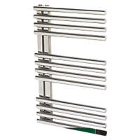 Reina Adora   Towel Radiator Stainless Steel 800 x 500mm 1758BTU