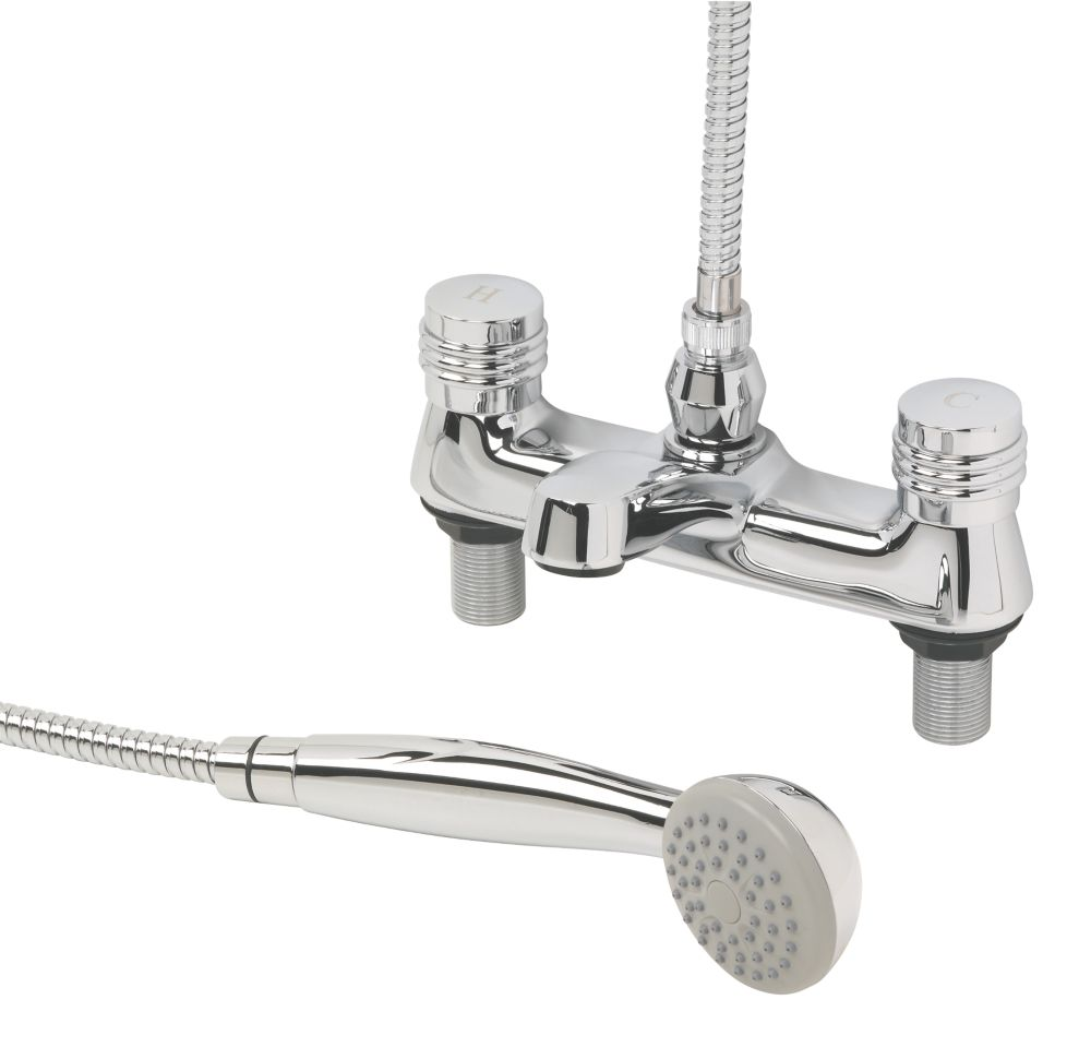 Swirl Magellan Bath Shower Mixer Tap