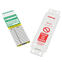 Scafftag  Laddertag Refill Holder & Insert