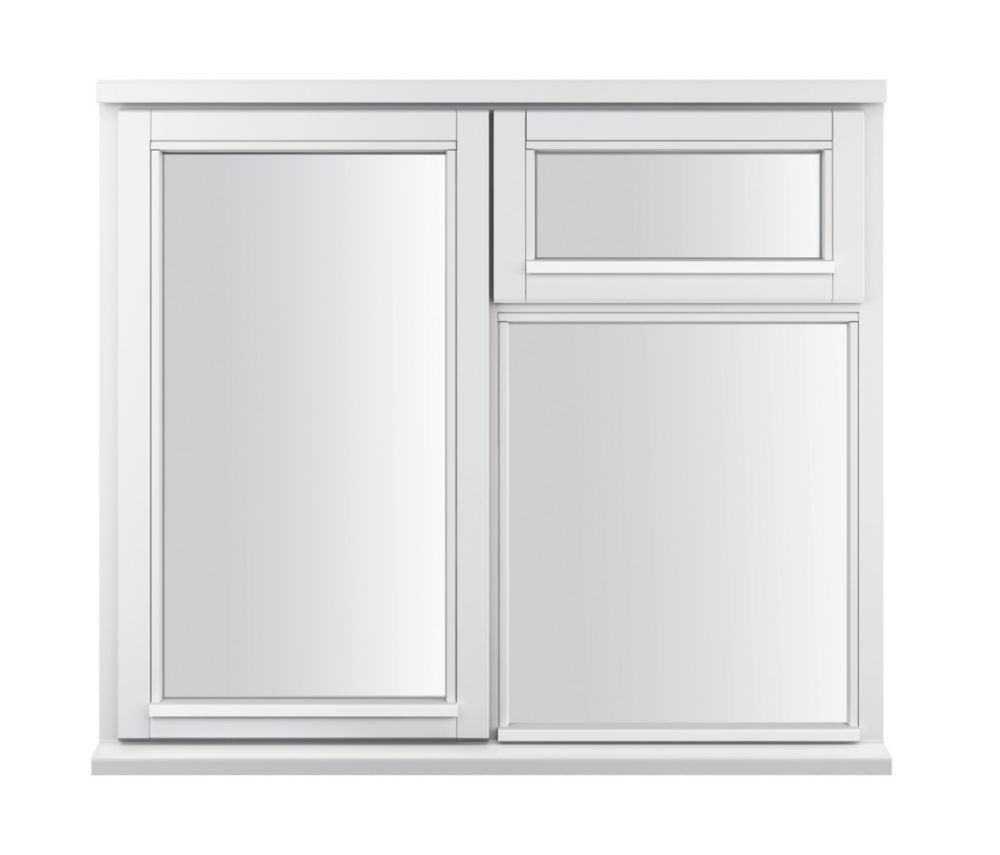 Jeld-Wen LEW210CV AS Timber Casement Window Clear 1195 x 1045mm