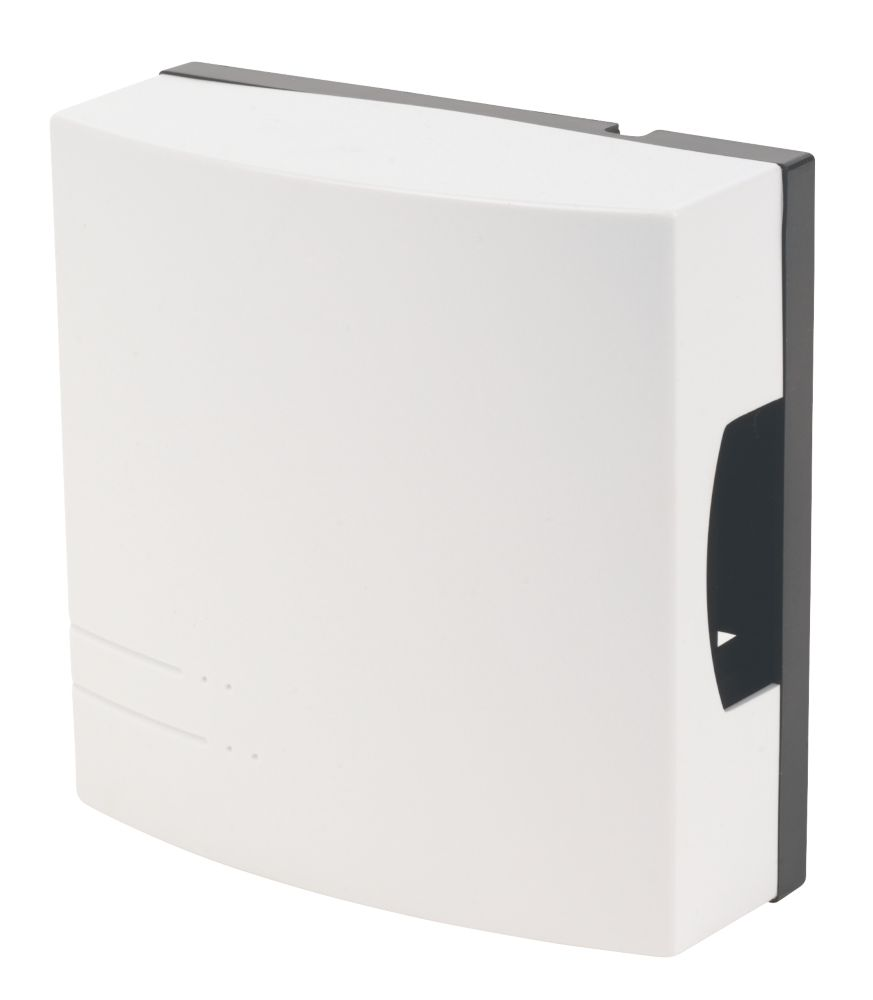 Bryon Wired Door Chime White