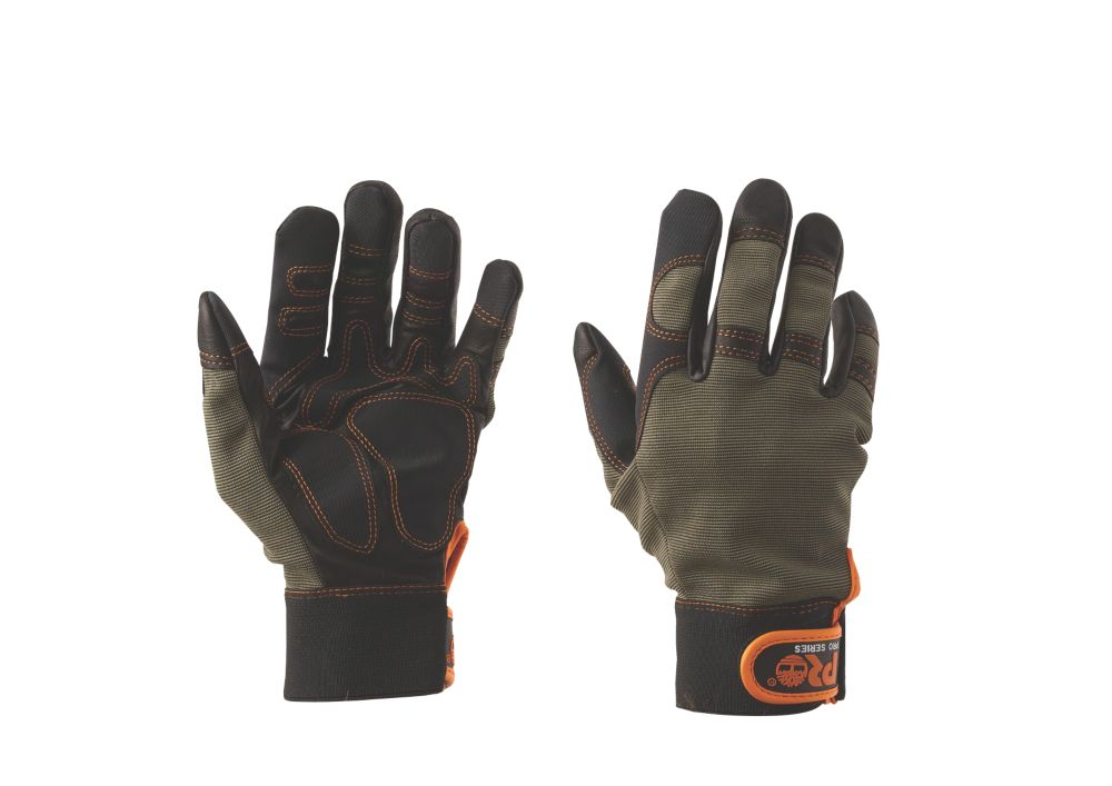 Timberland Pro Specialist Handling Extra Grip Gloves Black Large