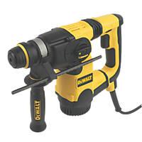 DeWalt D25323K-LX 3.4kg SDS Plus Hammer Drill 110V
