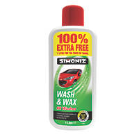 Simoniz Wash & Wax 1Ltr