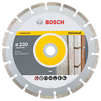 Bosch Universal Segmented Diamond Blade 230 x 22.23mm