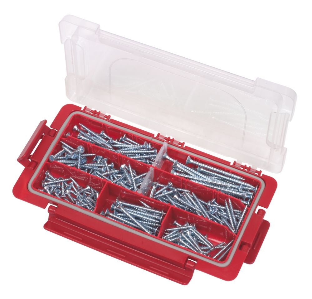 Try Me Power-Fast Screw Case 245 Pieces