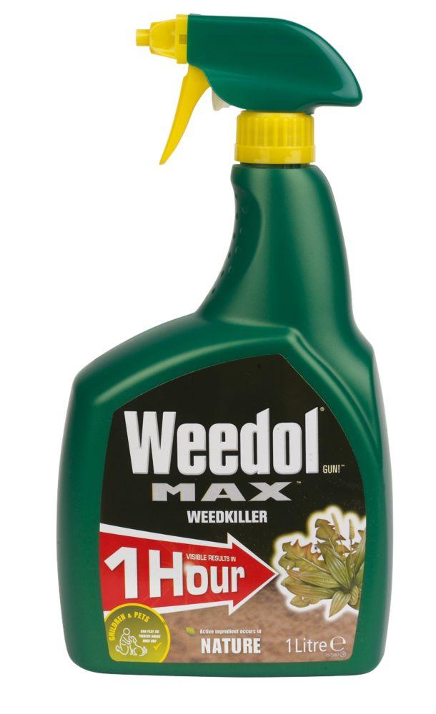 Weedol Max WeedKiller 1ltr