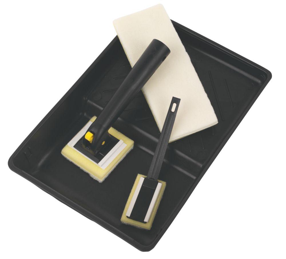 No Nonsense Paint Pads Small 5 Piece Set