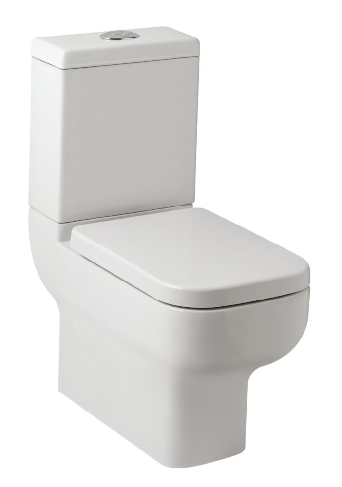 Moretti Toilet-To-Go Compact 600 Close Coupled Toilet 2.5Ltr