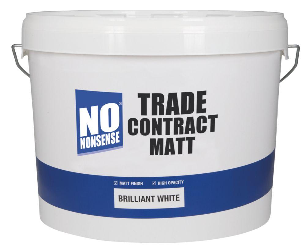 No Nonsense Trade Contract Matt White 10Ltr