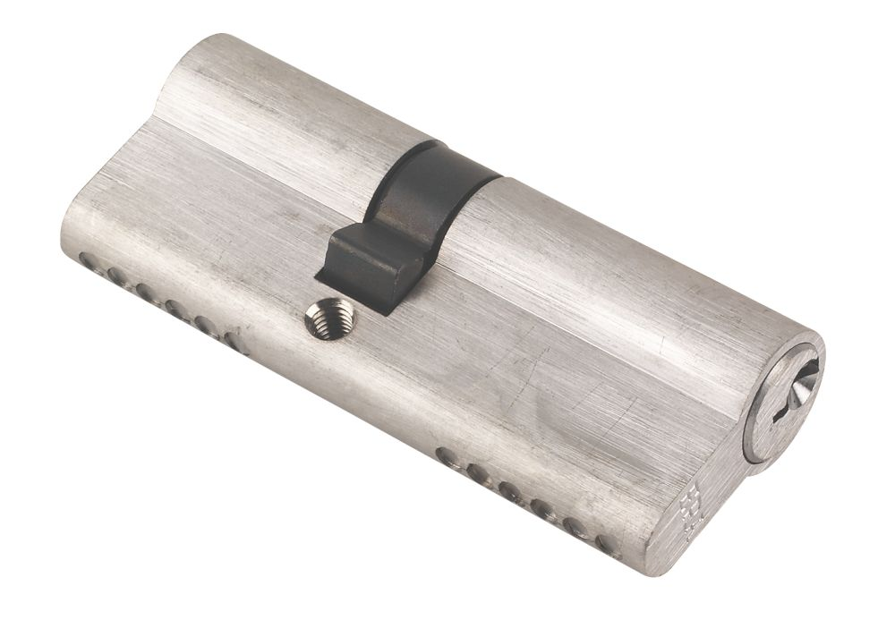 Era 6-Pin Euro Cylinder Lock 35-45 (80mm) Satin
