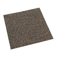 Heuga Saturn Commercial Carpet Tiles Teak 20 Pack