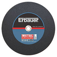 Erbauer Metal Cutting Discs 300 x 11 x 20mm Pack of 3
