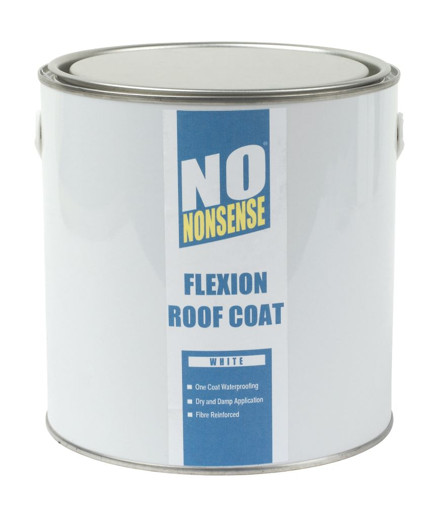 No Nonsense Flexion Roof Coating White 2.5kg
