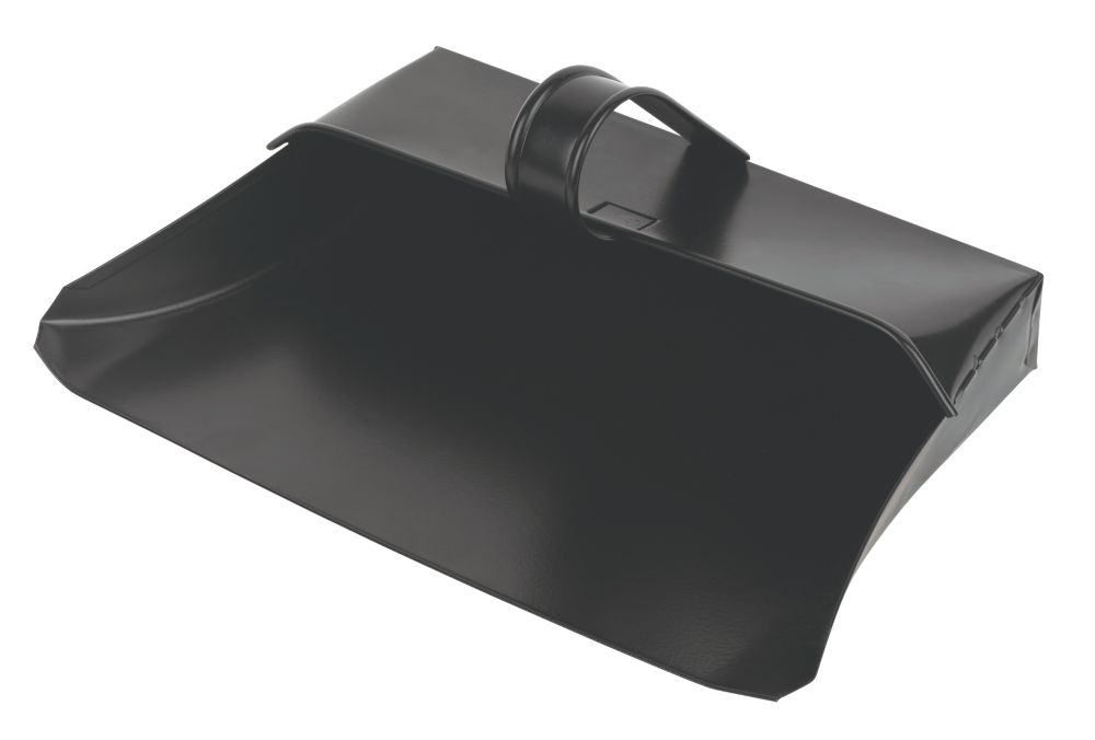 Metal Semi-Enclosed Dustpan