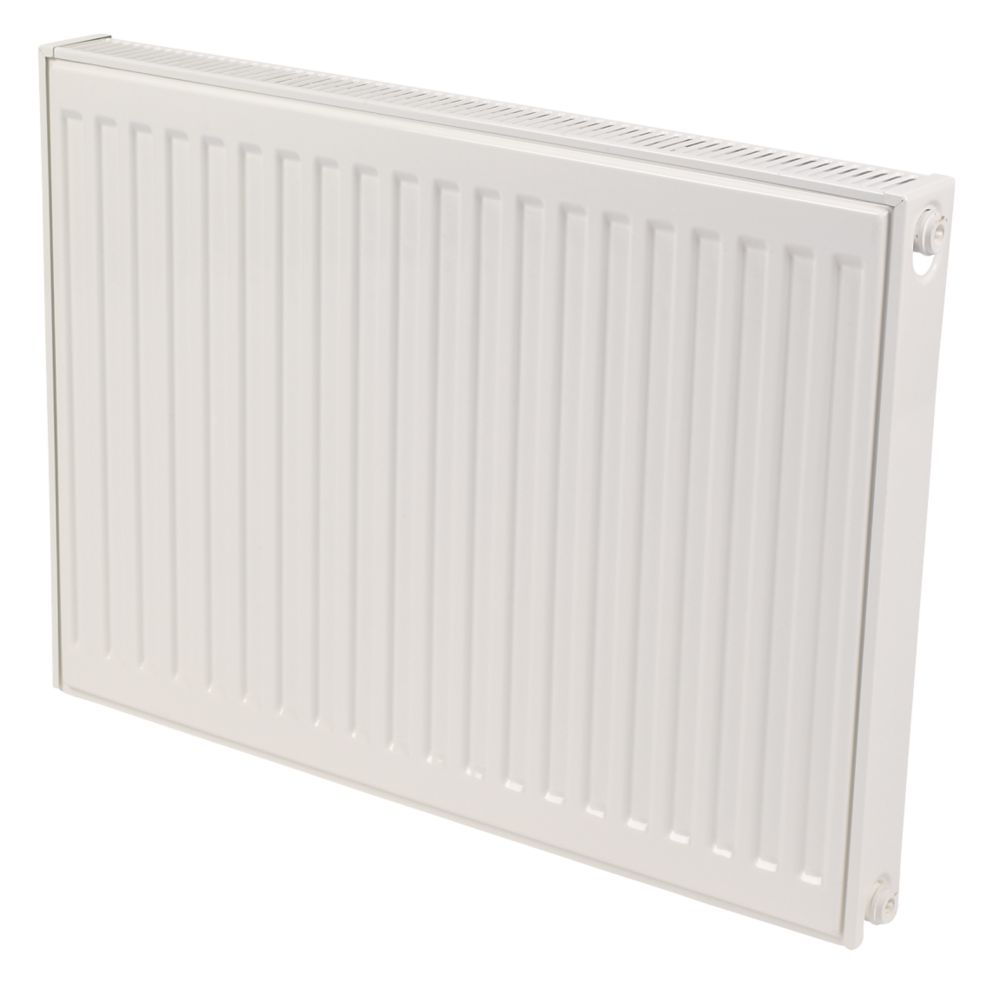 Kudox Premium Type 11 Single Panel Single Convector Radiator White 500x700