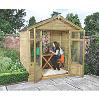 Forest Bloxham Outdoor Summerhouse 2.19 x 1.74m