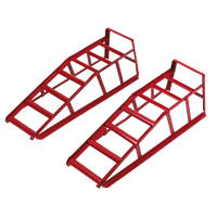 Hilka Pro-Craft 2-Tonne Car Ramps 2 Pack