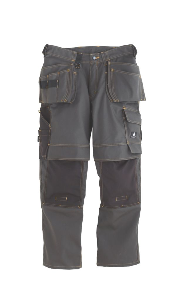 "Mascot Almada Trousers Dark Anthracite 30"" W 32"" L"