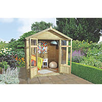 Forest Tetbury Outdoor Summerhouse 2.19 x 1.74m