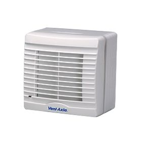 Vent-Axia VA100X 20W Axial Bathroom Fan | Bathroom ...