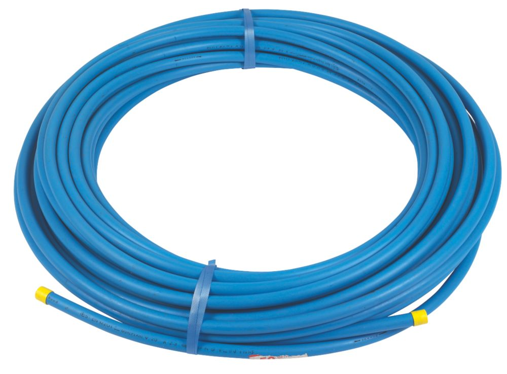 MDPE Blue Pipe 20mm x 50m