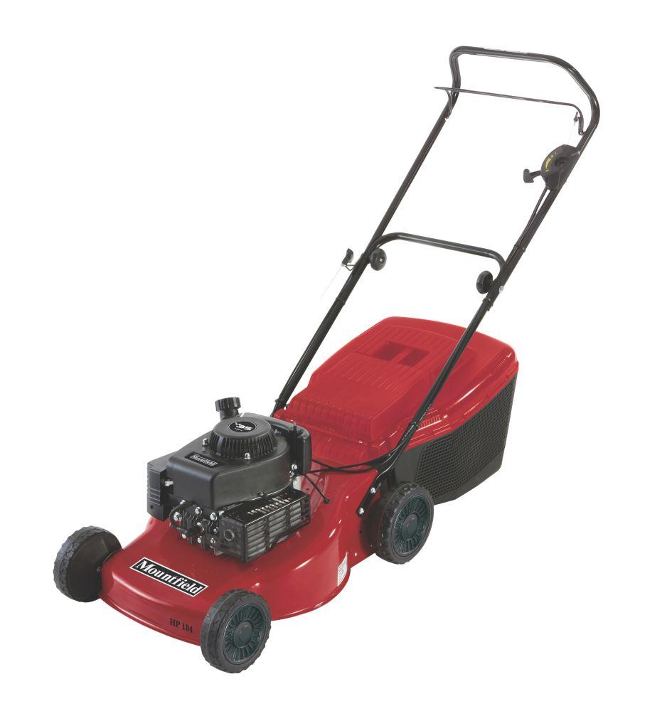 Mountfield HP184 45cm Petrol Rotary Push Lawn Mower