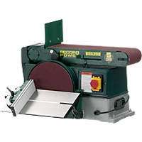 Record Power BDS250 254mm Belt & Disc Sander 240V