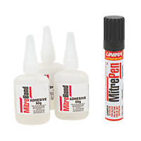 MitreBond Adhesive Trade Kit  2 Pcs
