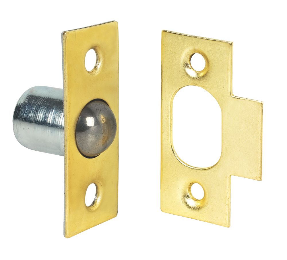 Bales Catch Brass Plated 19mm Pack of 10