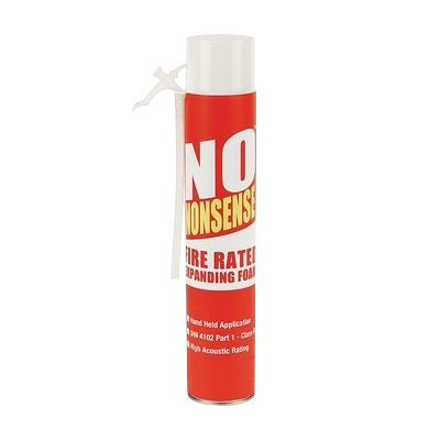 No Nonsense Fire Rated Expanding Foam Hand-Held 750ml