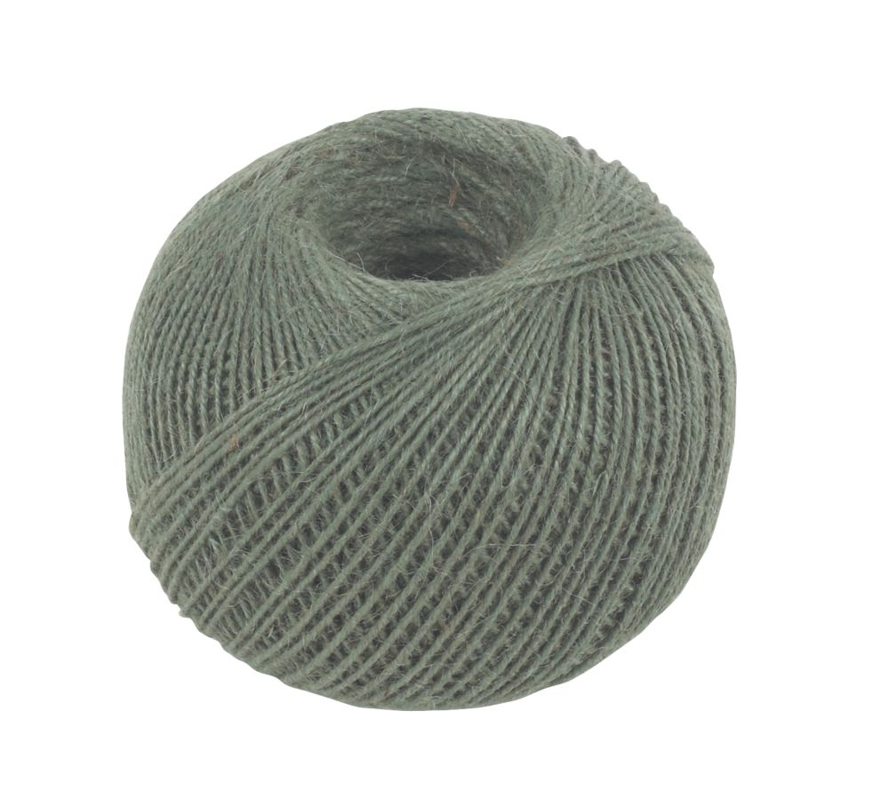 Apollo Jute Twine Ball Green 300m
