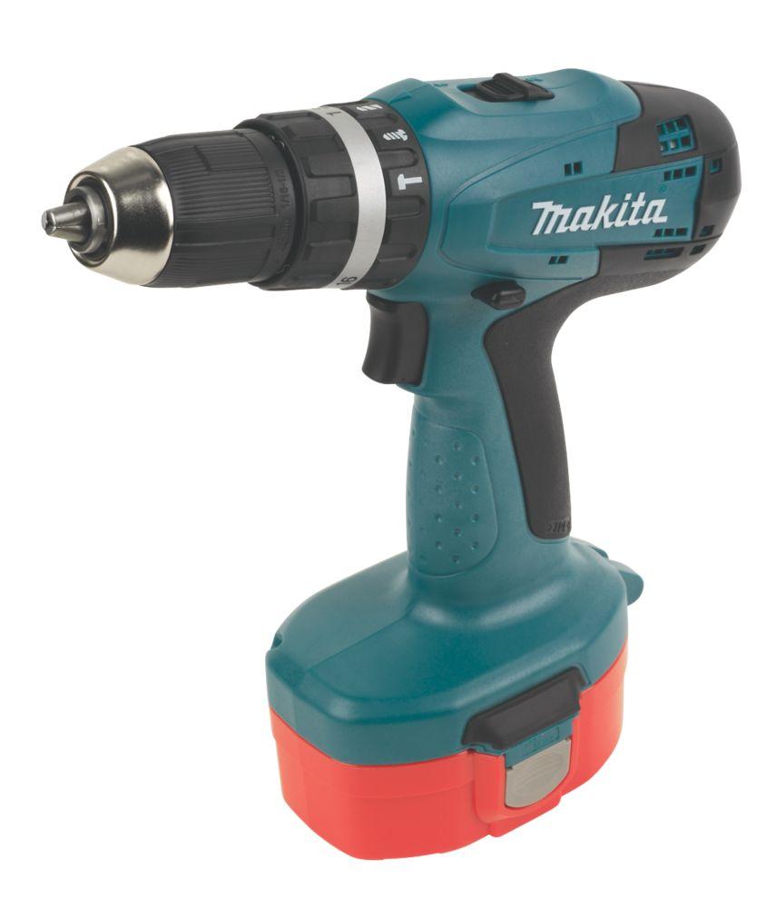 Makita 8391DWPE 18V 1.3Ah Ni-Cd Cordless Combi Drill