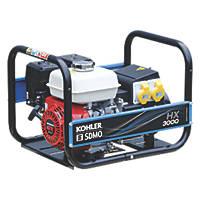 SDMO HX3000 3000W Generator 115 / 230V