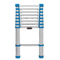 Telescopic Extension Ladder 8-Tread 2.63m