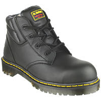 Dr Martens Icon 7B09 Safety Boots Black Size 7