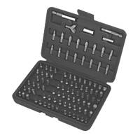 Titan All-Purpose Screwdriver Bit Set 100 Pieces