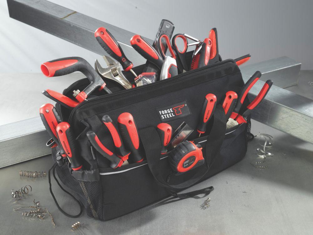 Forge Steel General Tool Kit 47 Piece Set