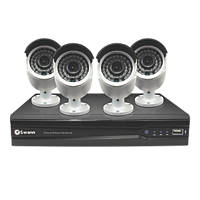 Swann SWNVK-874004-UK 8-Channel CCTV NVR with 4 Cameras