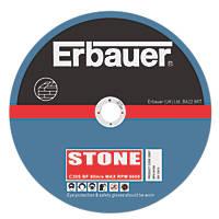 Erbauer Cutting Discs 125 x 2.5 x 22.23mm 5 Pack