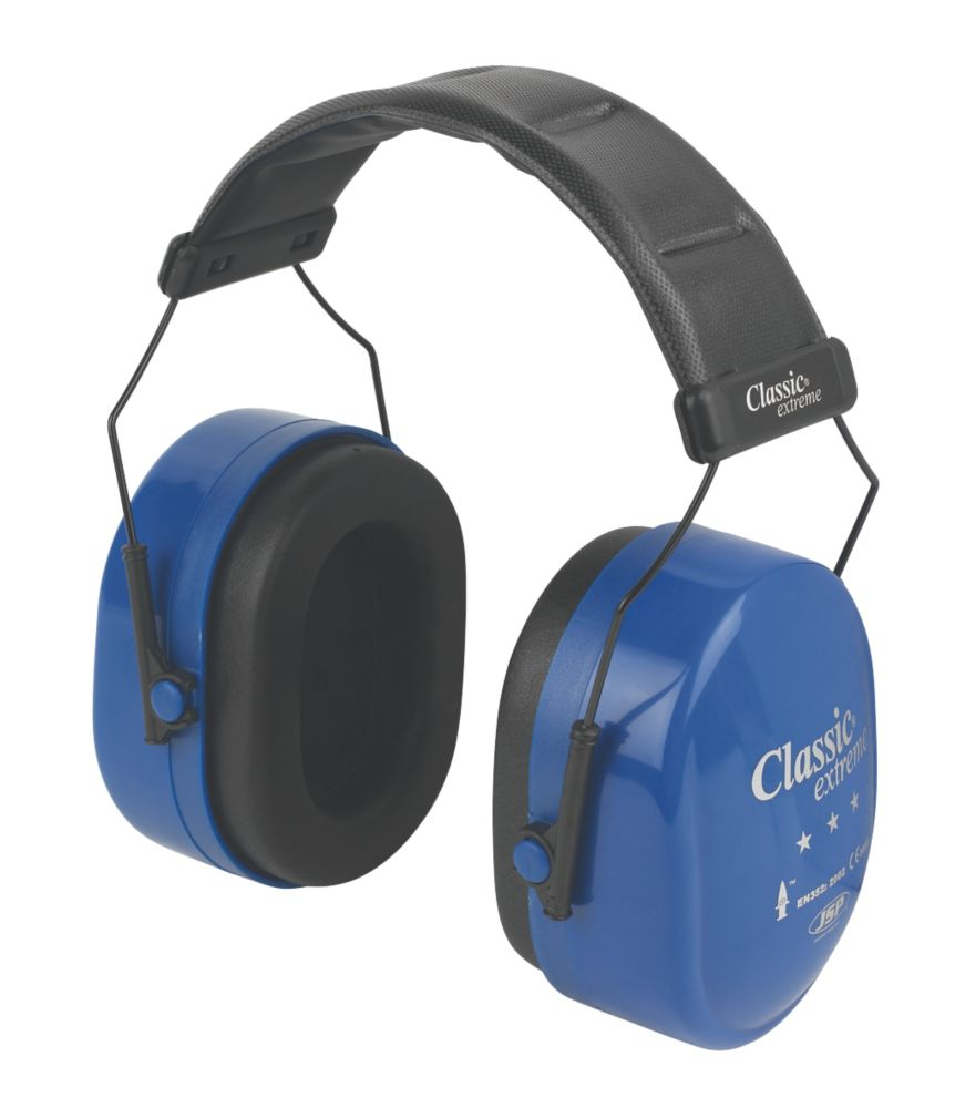 Classic Extreme Ear Defenders 30dB SNR