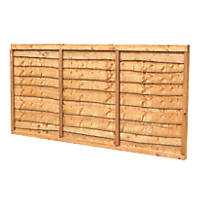 Forest Closeboard Panel Fence Panels 1.82 x 0.9m 5 Pack