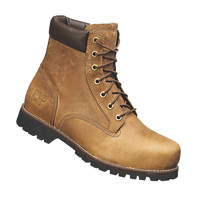 Timberland Pro Eagle Safety Boots Camel Size 12