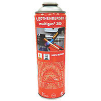 Rothenberger Butane Gas Cylinder 277g