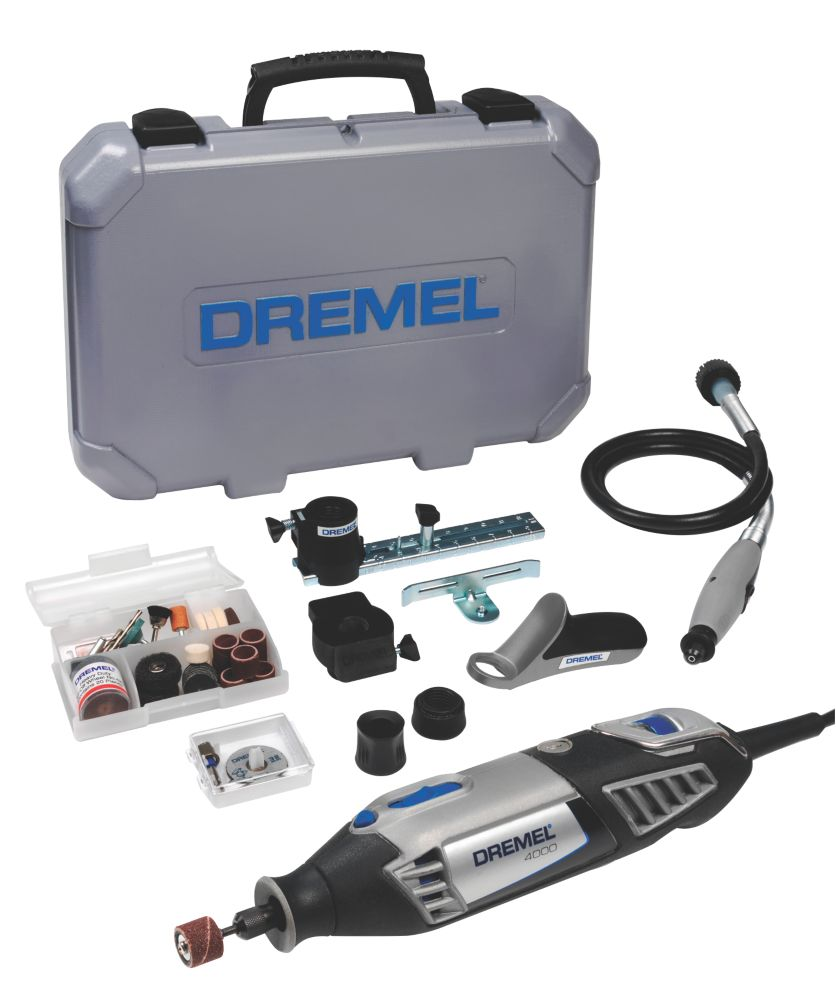 Dremel 4000-4/65 175W Rotary Tool 240V